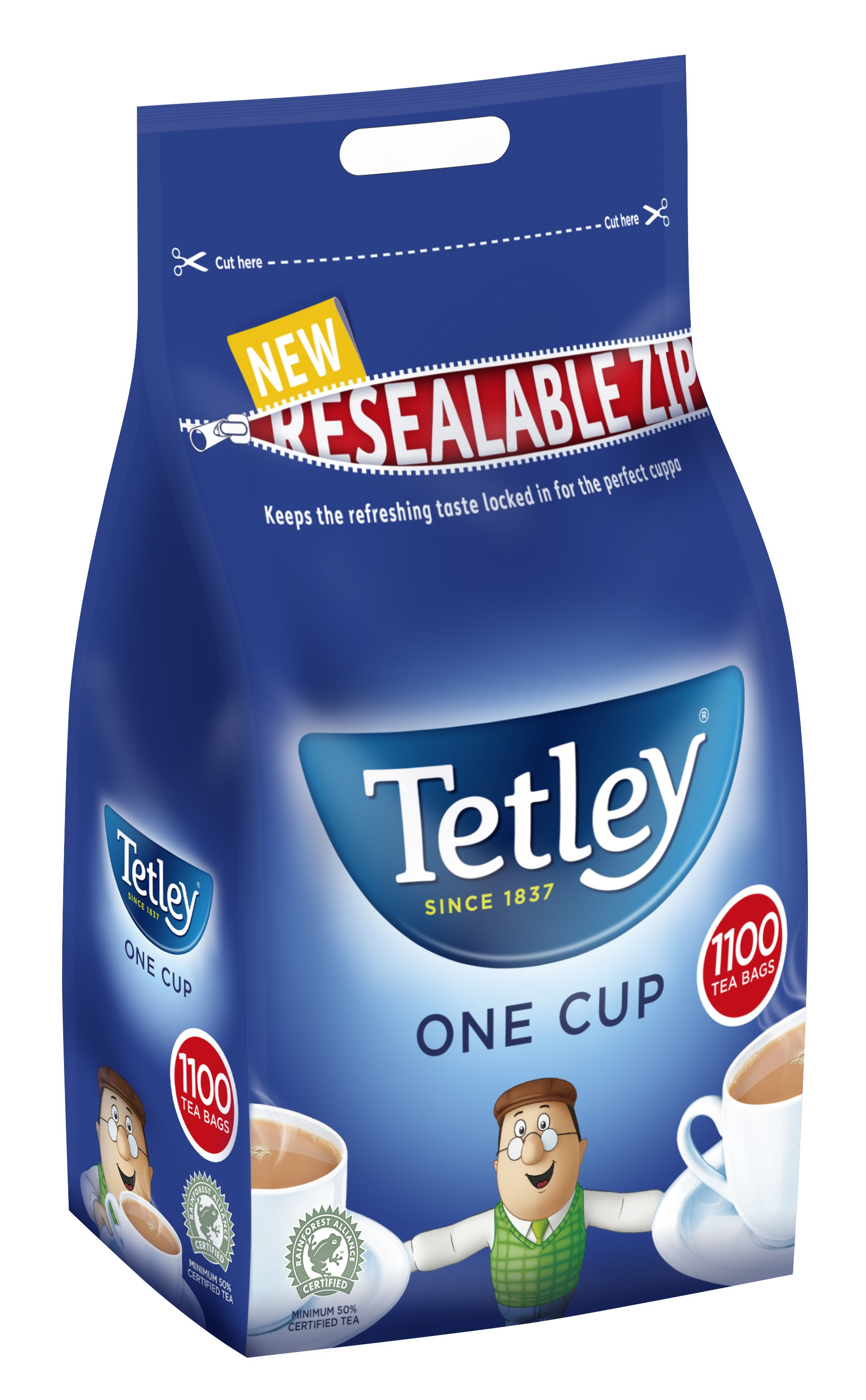 Tetley 1100 Teabags