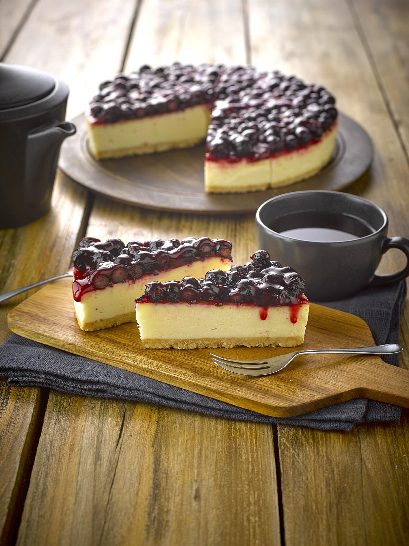 Sidoli Gluten Free Blackcurrant & Prosecco Cheesecake