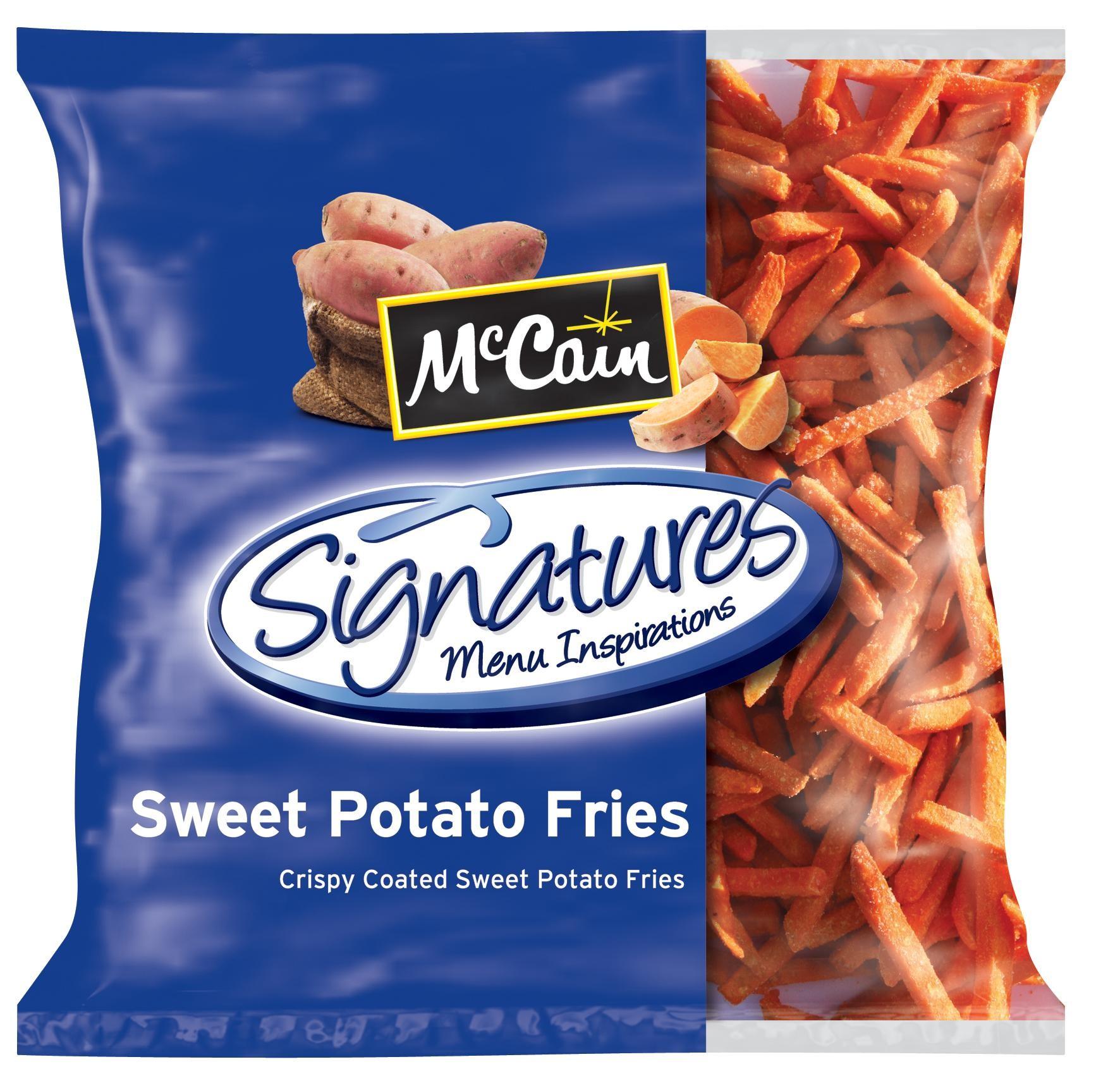 McCain Sweet Potato Fries