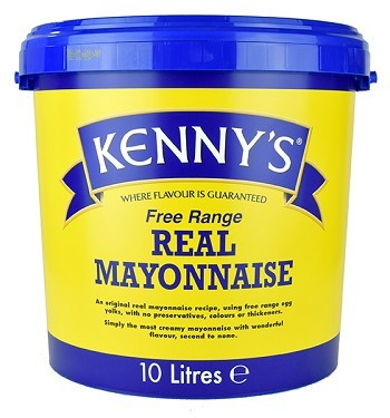 Kenny's Real Mayonnaise
