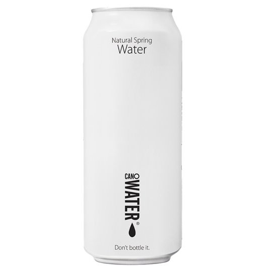 NEW!  CANS O WATER £10.49