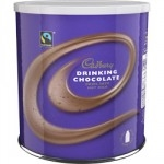CADBURY DRINKING CHOCOLATE stir into hot milk -6x2K
