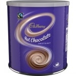 CADBURY HOT CHOCOLATE INSTANT stir in hot water  -6x2K