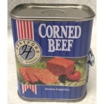 HEREFORD CORNED BEEF SMALL TINS       -12x340g