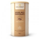 CALLEBAUT LUXURY WHITE HOT CHOCOLATE         -1K