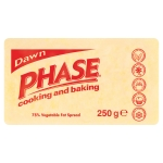 PHASE DAWN COOKING FAT (75% FAT)        -40x250g