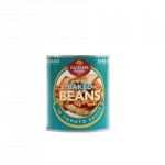 CATERERS PRIDE BAKED BEANS MEDIUM TINS       -6x840g