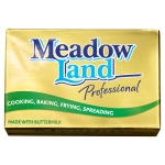 MEADOWLAND PROFESSIONAL MARGARINE PACKETS         -40x250g