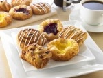 ASSORTED DANISH PASTRIES (individually wrapped) 75g  -3x8s