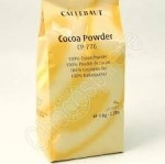 CALLEBAUT COCOA POWDER DARK BROWN            -1K