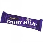 CADBURYS DAIRY MILK BARS FLOW WRAP            -48s