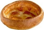 "KING SIZE 7"" YORKSHIRE PUDDINGS   ROUND     -18s"