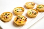CRIMP & PRING MINI QUICHE READY TO HEAT       -48s