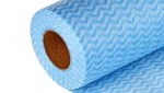 ALL PURPOSE CLOTH ROLL BLUE 350sheets       -4s