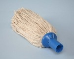 BLUE MOP HEAD PY300g   PLASTIC SOCKET(THICK)-SNGLE