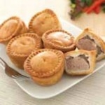STOBARTS BUFFET PORK PIES BAKED        -36x60g