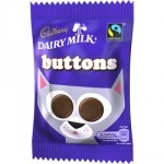 CADBURYS MILK CHOCOLATE BUTTONS  -28s