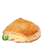 HOLLANDS POTATO CHEESE & ONION PASTIES UNBAKED  -36x156g