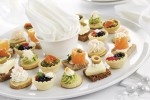 CHICAGO STYLE CANAPES -48s