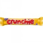 CADBURYS CRUNCHIE BAR -48s