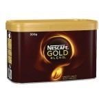GOLD BLEND FREEZE DRIED COFFEE           -6x500g