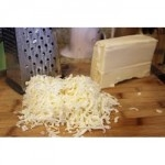GRATED MILD WHITE CHEDDAR CLEAR TAPE       -10x1K