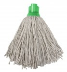 GREEN MOP HEAD PY300g  PLASTIC SOCKET(THICK)-SNGLE
