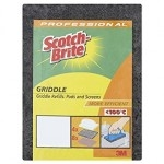 1809 GRIDDLE  REFILL PACK 3M    -10x4PADS/8SCREENS