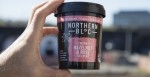 NORTHERN BLOC VEGAN HAZELNUT & ROSE ICE CREAM  -2.5L