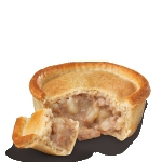 HOLLANDS POTATO & MEAT PIES BAKED       -24x180g