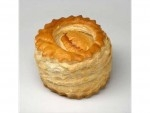 "JUS ROLL VOL AU VENTS 3.75"" KING SIZE          -15x6"
