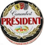 PRESIDENT PETIT CAMEMBERT**SMALL**           -145g