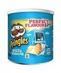 PRINGLES SALT & VINEGAR -12x40g