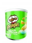 PRINGLES SOUR CREAM & ONION -12x40g