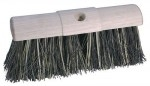 "13"" CANE HARD DECK BRUSH HEAD                 -12s"