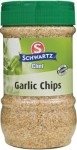 SCHWARTZ GARLIC CHIPS -6x550g