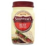 SHIPPAMS BEEF SPREAD JARS -12x75g