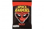SPACE RAIDERS BEEF FLAVOURED CRISPS 22g           -40s