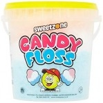 SWEETZONE CANDY FLOSS TUBS                  -6s