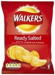 WALKERS READY SALTED CRISPS          -32x32.5g