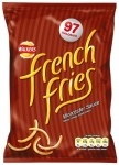WALKERS FRENCH FRIES WORCESTER SAUCE      -32s