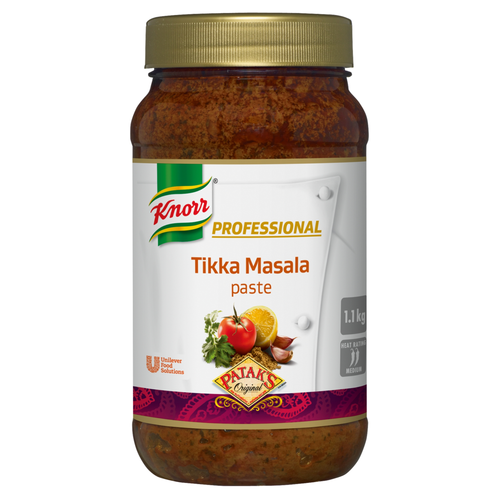 Knorr Curry Paste