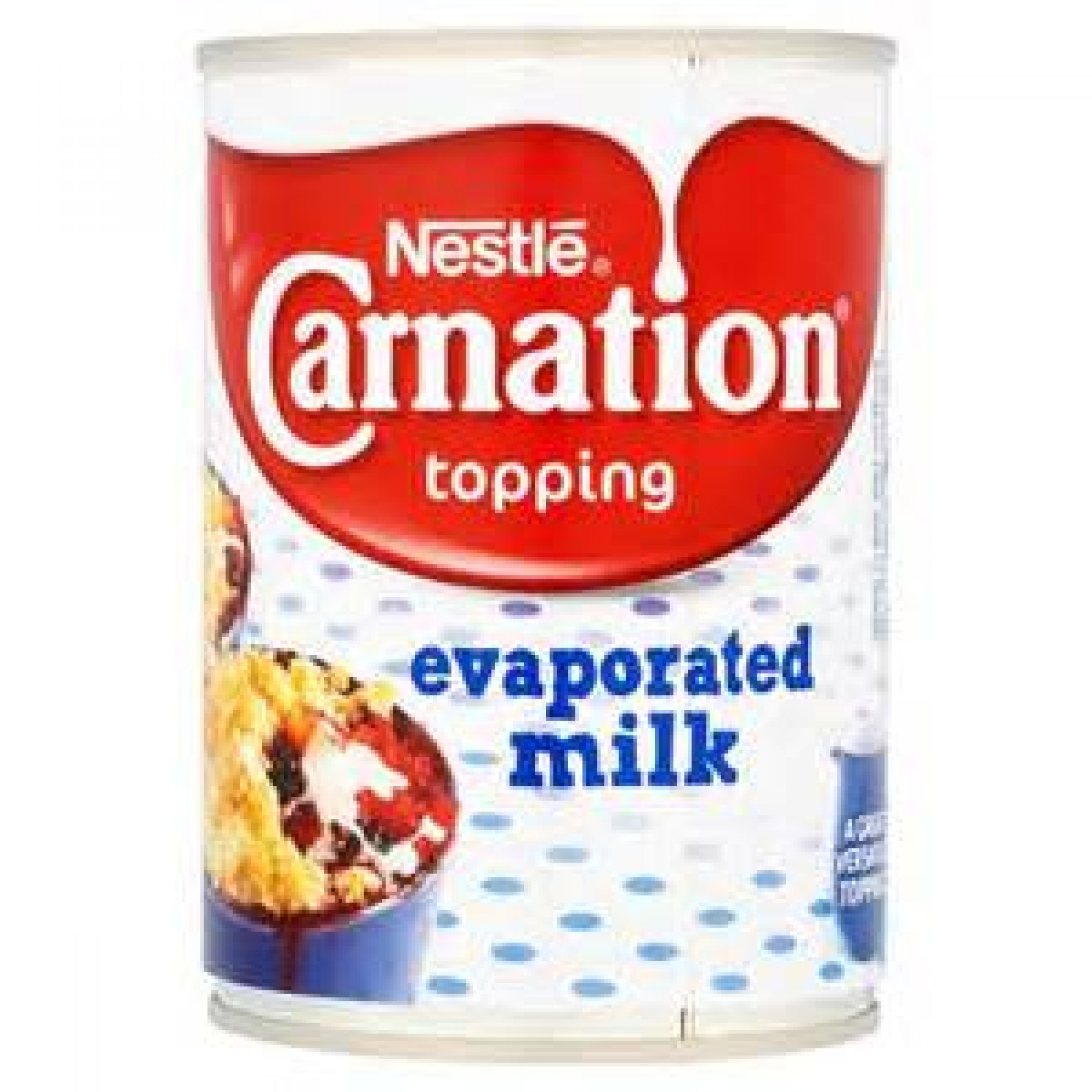CARNATION EVAPORATED MILK -12x410g - Debriar